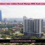 Residensi Jalan Jubilee Rumah Mampu Milik Kuala Lumpur