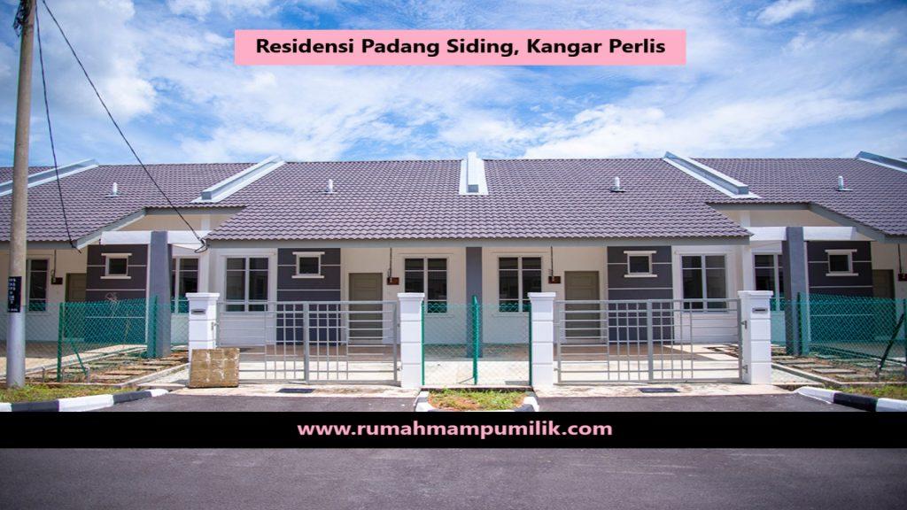 Residensi Padang Siding Kangar Perlis Rumah Prima