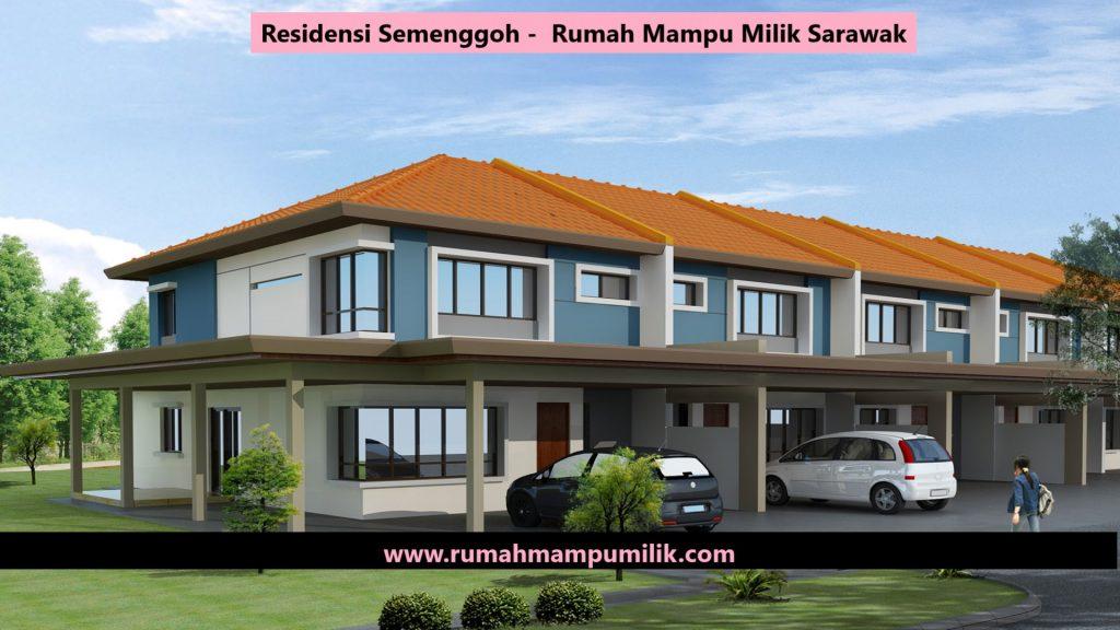 Residensi Semenggoh Rumah Mampu Milik Sarawak