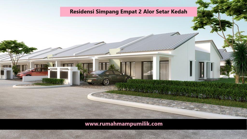 Residensi Simpang Empat 2 Alor Setar Kedah Rumah Prima